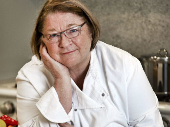 Celebrity TV Chef Rosemary Shrager