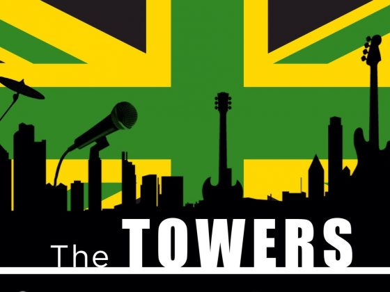 the towers cover